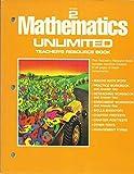 img - for Mathematics Unlimited, Teacher's Resource Book, Grade 2 book / textbook / text book