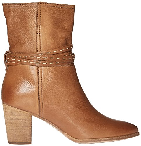 Frye Kvinna Naomi Pickstitch Mitten Boot Whisky