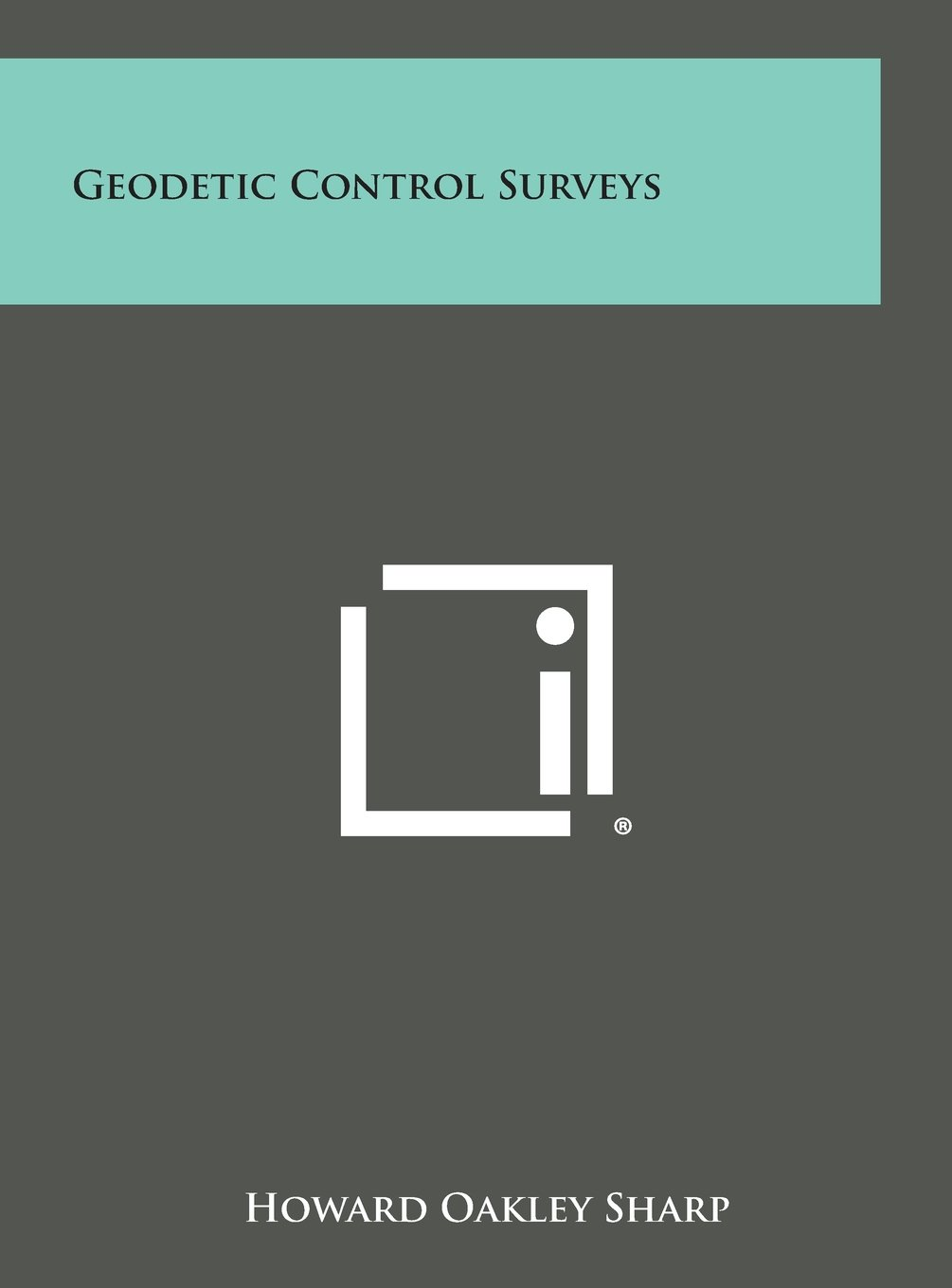 Geodetic control surveys.