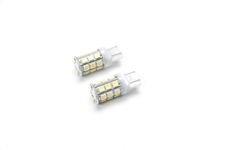 2 bulbs and Backup Lights Ketofa One Pair 1157 White 24 LED Light Stop Light Tail Light Side Marker Light Corner Light ba15d //12V Turn Signal Light Parking Light