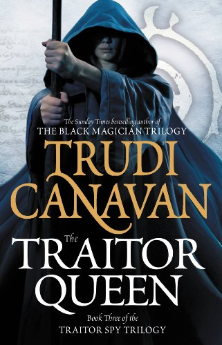 (The Traitor Queen (The Traitor Spy Trilogy Book 3))