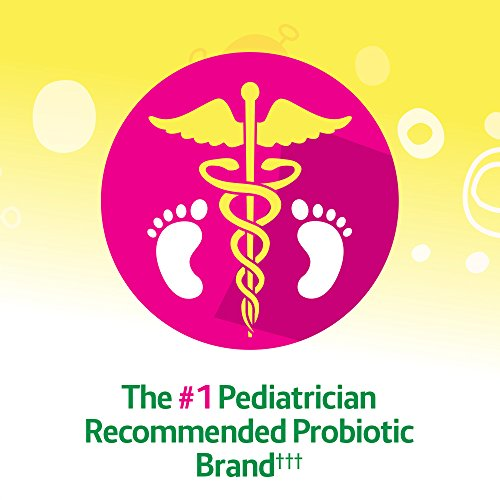 Culturelle Kids Packets Daily Probiotic Supplement | Helps Support a Healthy Immune & Digestive System* | For Children Age 1+ | #1 Pediatrician Recommended Brand | 30 Single Packets by Culturelle (Image #2)