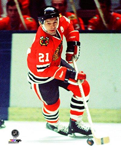 "Stan Mikita Chicago Blackhawks NHL Action Photo (Size: 8"" x 10"")"