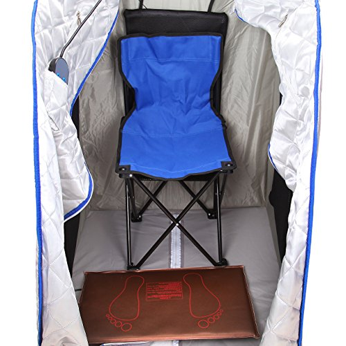 portable sauna tent Ridgeyard Portable sauna