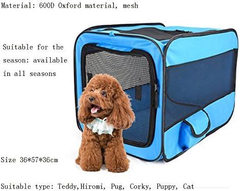 JOEPET 4 Panel portátil Cachorro Perro Mascota Cat Corral cajón ...