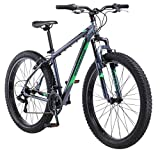 Mongoose Rader 27.5+ Men's 2.8'' Tire Fat Tire Bike Medium Frame Size Grey