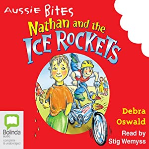 Nathan and the Ice Rockets Audiobook