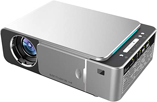 NCBH Home HD Projector, Led Mini Mini Proyector portátil Adecuado ...