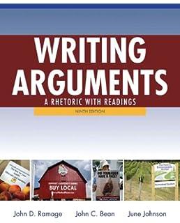 writing arguments 10th edition pdf