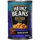 HEINZ British Style Beans, 398ml
