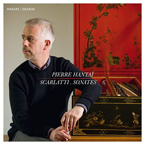 Price comparison product image Scarlatti: Harpsichord Sonatas Vol.6