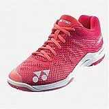 Yonex Power Cushion Aerus 3 Womens Indoor Court Shoe (Rose) (7.5)