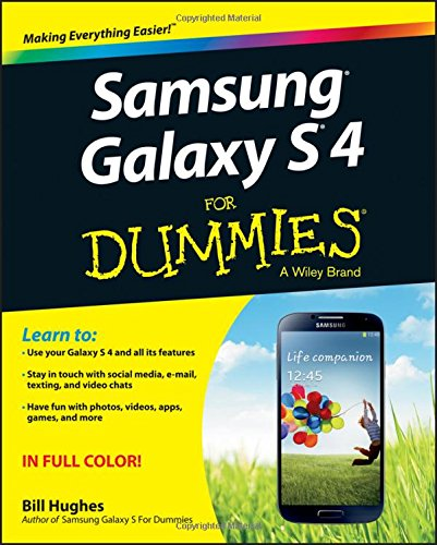 Price comparison product image Samsung Galaxy S 4 For Dummies