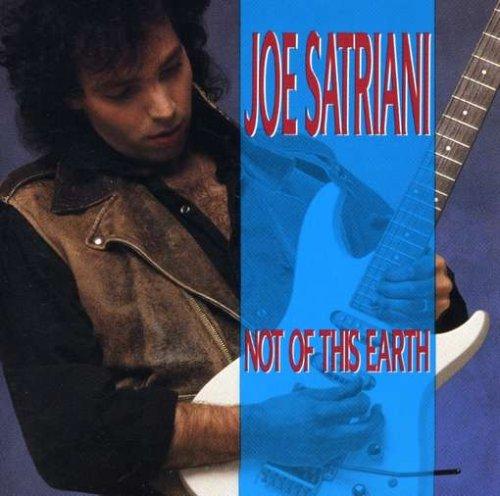 CD : Joe Satriani - Not of This Earth (CD)