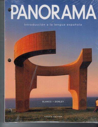 PANORAMA SPANISH 4TH EDITION PDF DOWNLOAD