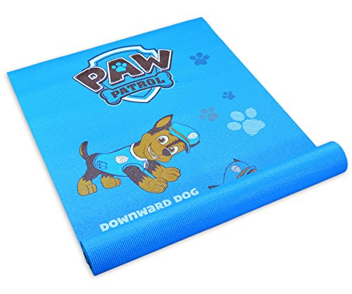 Nickelodeon Paw Patrol Kids Yoga Mat Play Pad