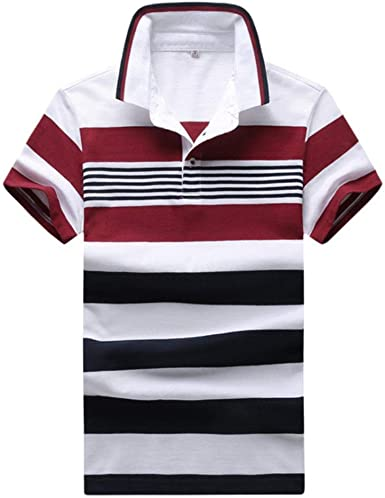 Camisa Clásica De Verano para Hombre Camisas De Polo para ...