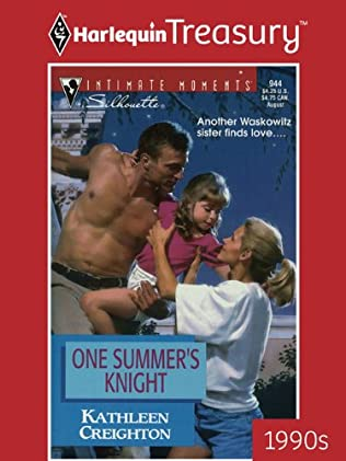 book cover of One Summer\'s Knight