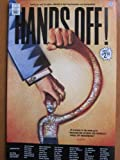 img - for Hands Off! 1994 Comic Seth, Sacco, Bechdel, Bagge, Kuper book / textbook / text book