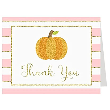 Amazon Com Thank You Cards Baby Shower Thank You Cards Sparkling