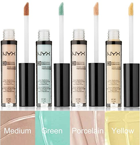 Amazon.Com: Nyx Hd Photogenic Concealer Wand - Cw04 Beige: Beauty