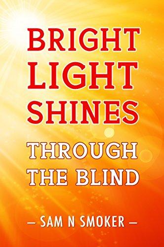 Bright Light Shines Through The Blind Sams Smoker