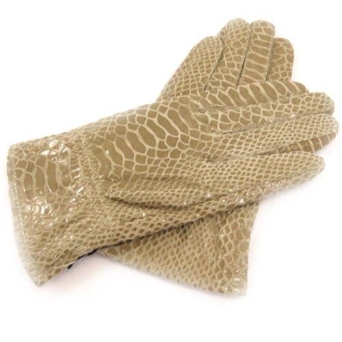 [リリーの宝 (Les Tresors De Lily)] (Scarlett コレクション) [K7586] 手袋 ベージュ