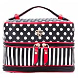 PurseN Tiara Large Vacationer Jewelry Case (Marilyn)