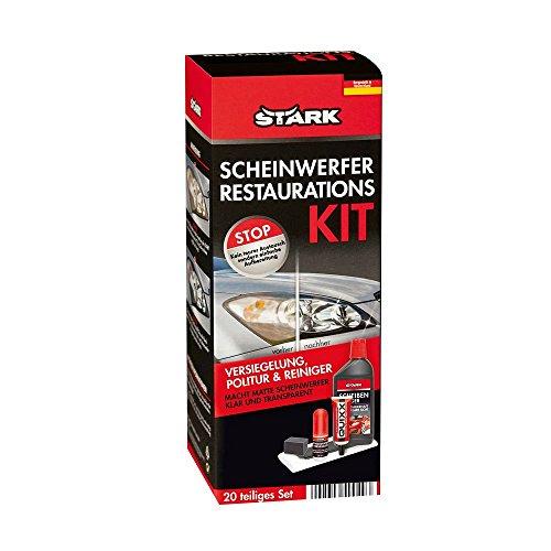 STARK 40049 Scheinwerfer-Restaurations-Kit