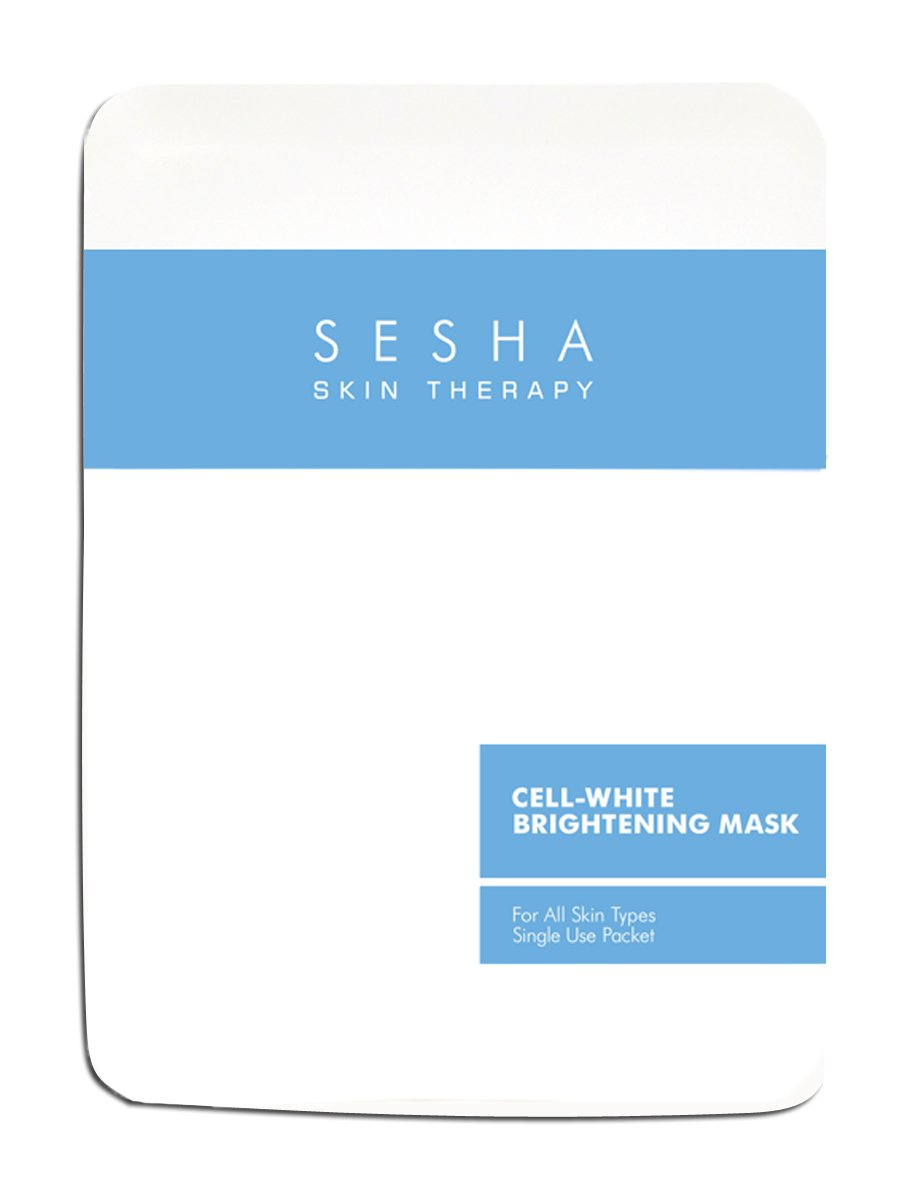 SESHA Skin Therapy Cell-White Brightening Mask