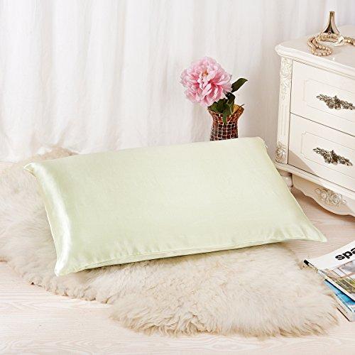 Natural Silk Pillowcase For Hair & Facial