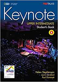 Keynote B2.1/B2.2: Upper Intermediate - Student's Book