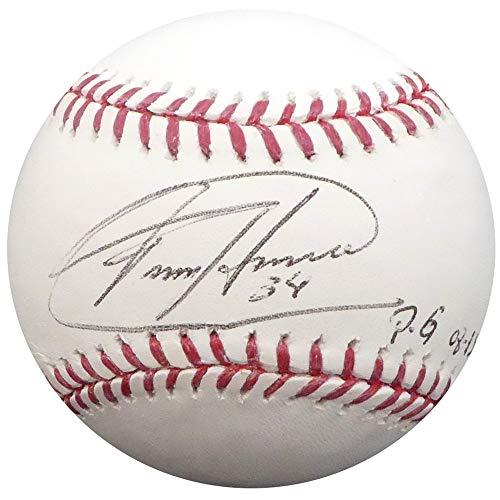 - Felix Hernandez Signed Auto Major League Baseball Seattle Mariners PG 8.15.12 MLB Holo #EK209502