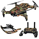 Cheap MightySkins Skin for DJI Max Coverage – Buck Camo | Protective, Durable, and Unique Vinyl Decal wrap Cover | Easy to Apply, Remove, and Change Styles | Made in The USA