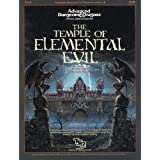 Temple of Elemental Evil (Advanced Dungeons & Dragons/AD&D Supermodule T1-4) ~ Gary Gygax