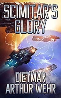 Scimitar's Glory by Dietmar Wehr ebook deal