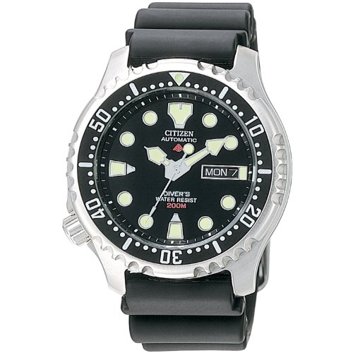 Citizen Men S Watch Promaster Ny0040 09ee Buy Online In