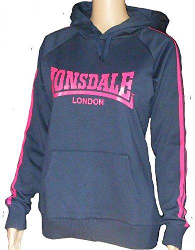 Lonsdale Sudadera con capucha para mujer blu: Amazon.es: Deportes y aire libre