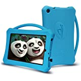 Armera Fire 7 Tablet Case with Handle (5th Generation, 2015 Release) Lightweight Shockproof Kids Safe Durable Protective Silicone Cover for Fire 7 Tablet