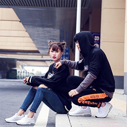 ランニングシューズ レディース ウォーキングシューズ 通気 メンズ 運動靴 幅広 メッシュ トレーニングシューズ 軽量 日常着用 スポーツシューズ クッション性 ジム 防水 防滑 スニーカー 男女兼用 23cm-27cm