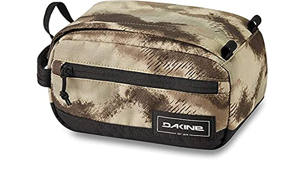 Dakine Groomer Neceser maquillaje pack, baño toiletry kit cosmético organizadores de viaje travel toiletry bag, Ashcroft Camo, M: Amazon.es: Equipaje