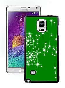 Diy Design Merry Christmas Black Samsung Galaxy Note 4 Case 2 by lolosakes