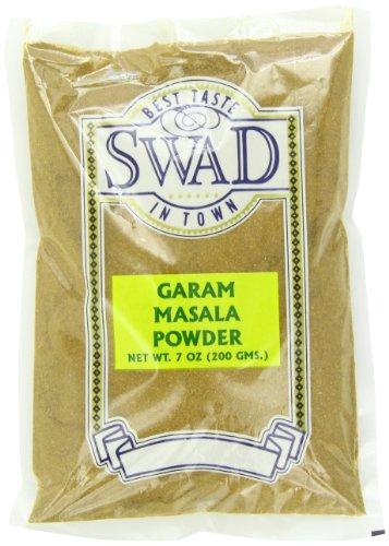 Swad Spice Garam Masala Powder, 7 (Masala Spice)