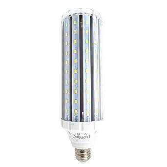 Bonlux 45W E27 Super Brillante LED Lámpara de Maíz Luz Cálida 3000K con 4500lm, Reemplazo
