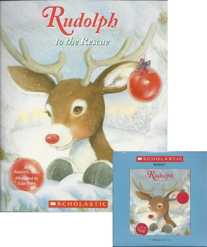 Rudolph to the Rescue Book and Audio CD Set (Paperback Book and Audio CD)
