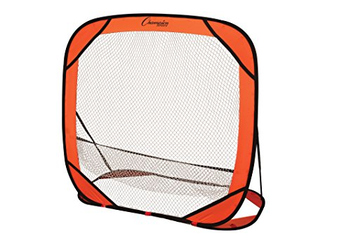Champion Sports Pop-Up Multi-Net (orange, 5-Feet)