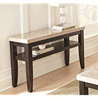 Steve Silver Company Monarch Sofa Entertainment Table, 48 x 18 x 30