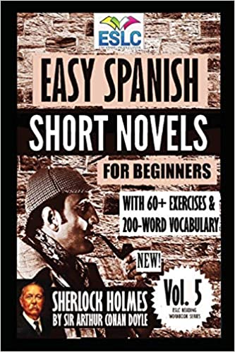Amazon com: Easy Spanish Short Novels for Beginners With 60+