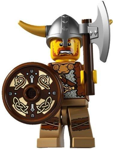 LEGO Figurines à Collectionner: Viking Mini-Figurine (Série 4)