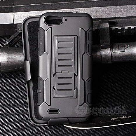 Cocomii Robot Armor ZTE Blade V6/D6/X7 Funda NUEVO [Robusto ...